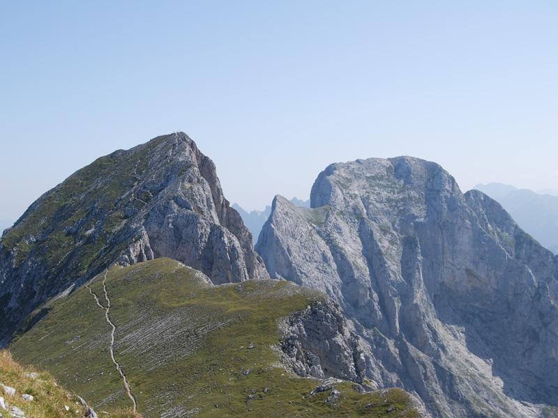 Bergwelt im Sommer 2011