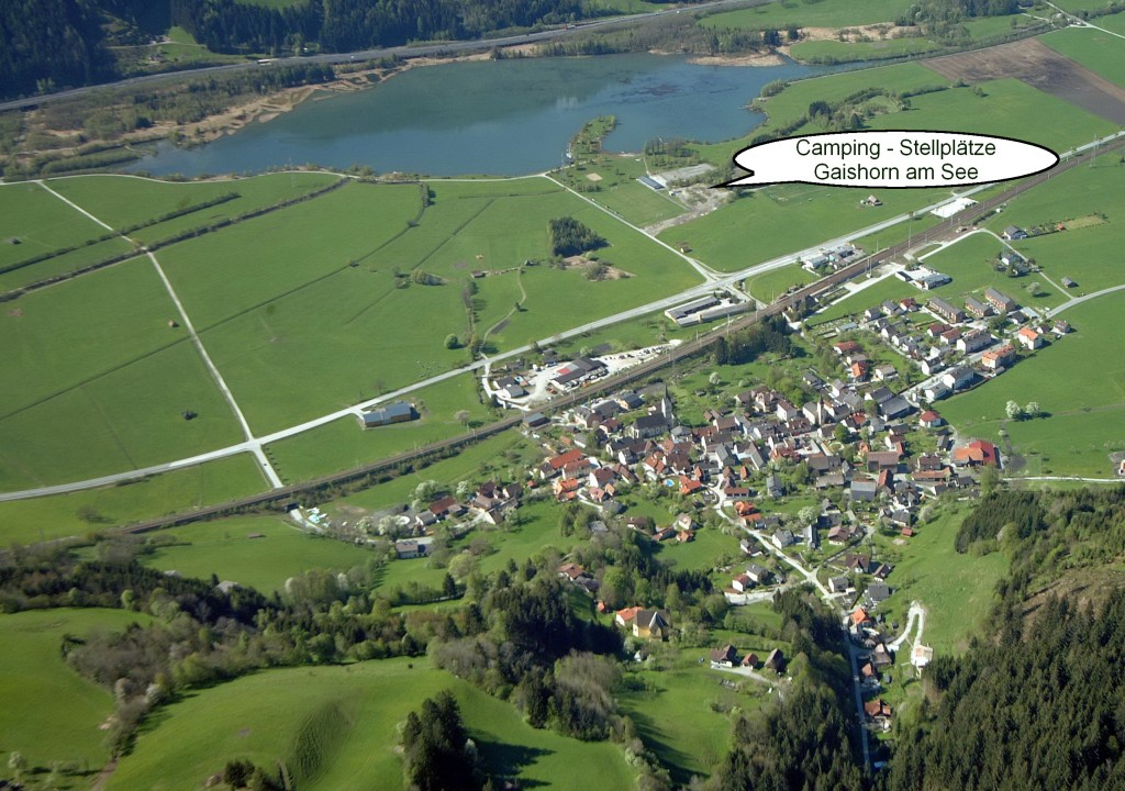 Stellplatz Gaishorn am See